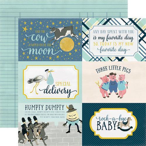 Papel Decor 4x6 Journaling Cards - CBRBB64002