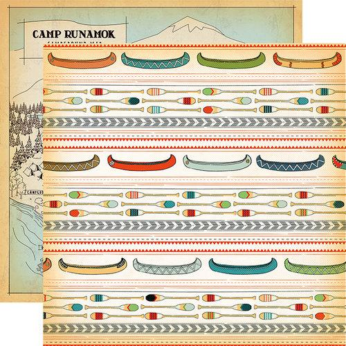 Papel Decor Canoeing - CBGO55013