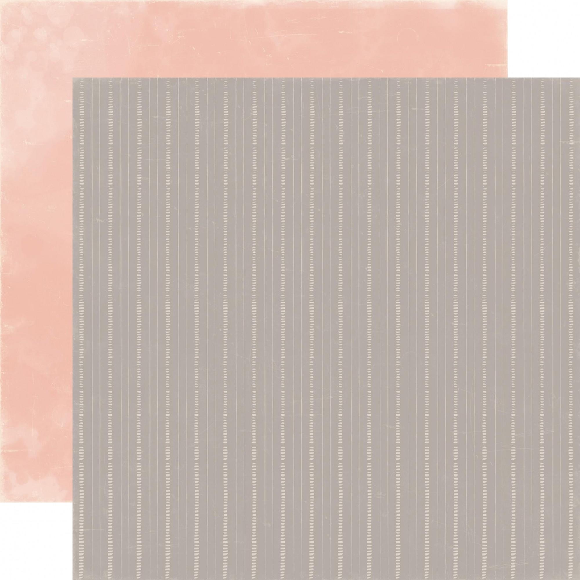 Papel Decor Gray Stripe - CBRE41008