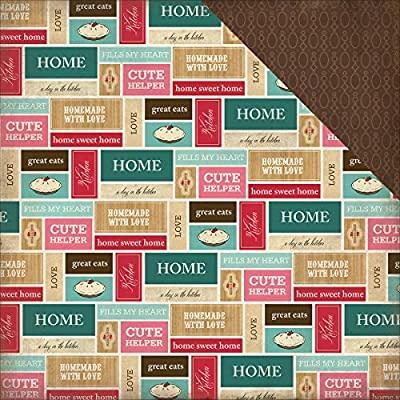 Papel Decor Kitchen Labels - CBHSH47009