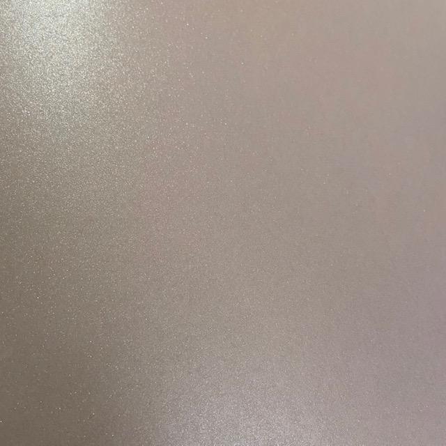 Papel Metalizado Café 30x30cm 180g Perola - Unidade