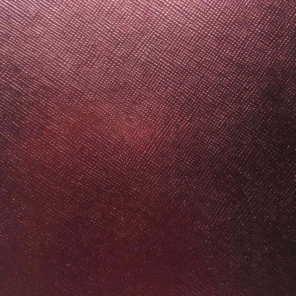Papel Metalizado Lamicote Textura Vinho 30x30cm 180g - 0005
