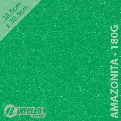 Papel Relux Amazonita 30x30cm 180 gramas - Unidade
