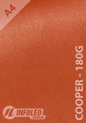 Papel Relux Copper 180g - 10 Folhas