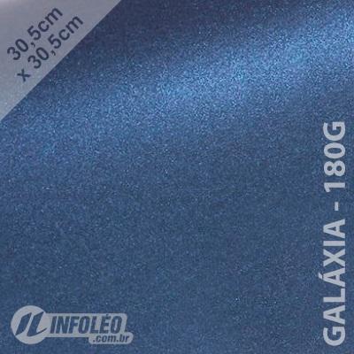 Papel Relux Galáxia 30x30cm 180 gramas - Unidade