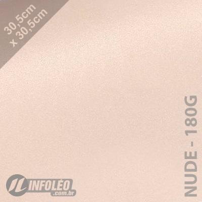 Papel Relux Nude 30x30cm 180 gramas - Unidade