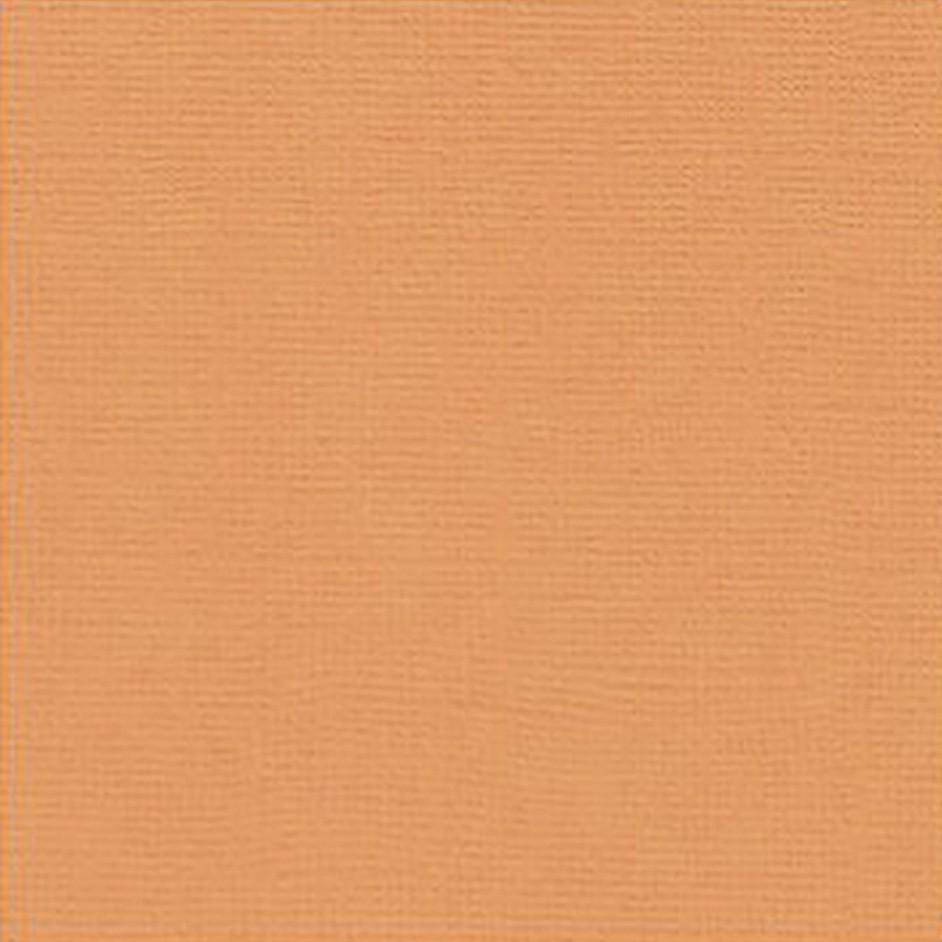 Papel Scrap Cardstock Laranja Suave Toke e Crie - 9695 - PCAR033