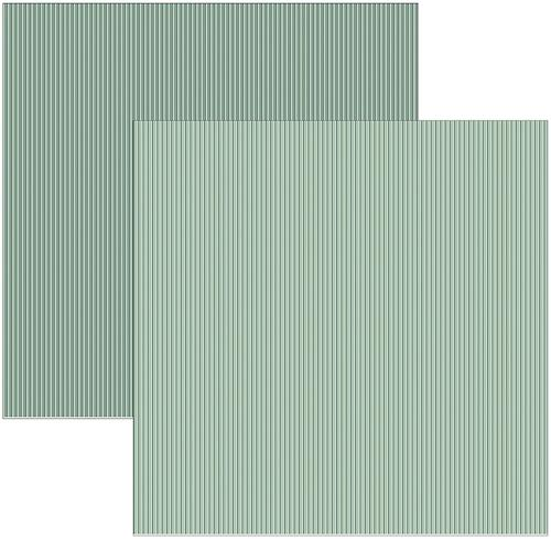 Papel Scrap Erva Doce Listras Toke e Crie - 8733 - KFSB52