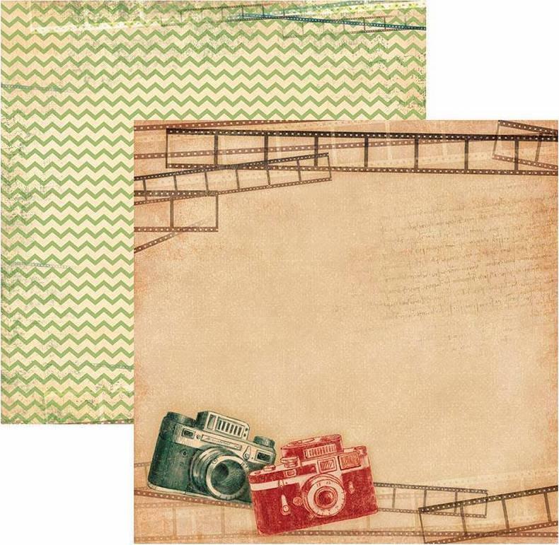 Papel Scrap Fotografia Memória Toke e Crie - 16788 - SDF538