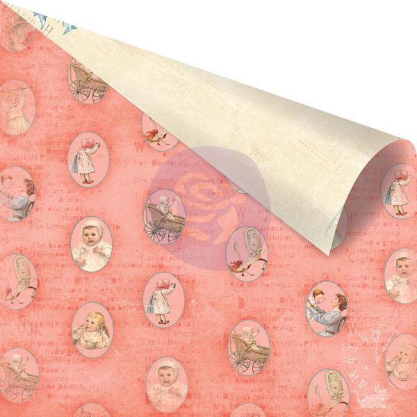 Papel Scrap Importado Bedtime Story-Baby Dolly - 847043