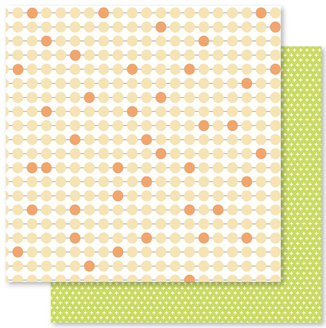 Papel Scrap Importado Darcy - Paper 010 - 332592