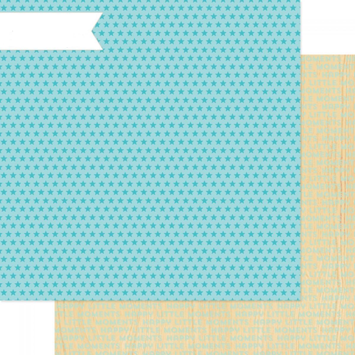 Papel Scrap Importado Little Moments - US2171D