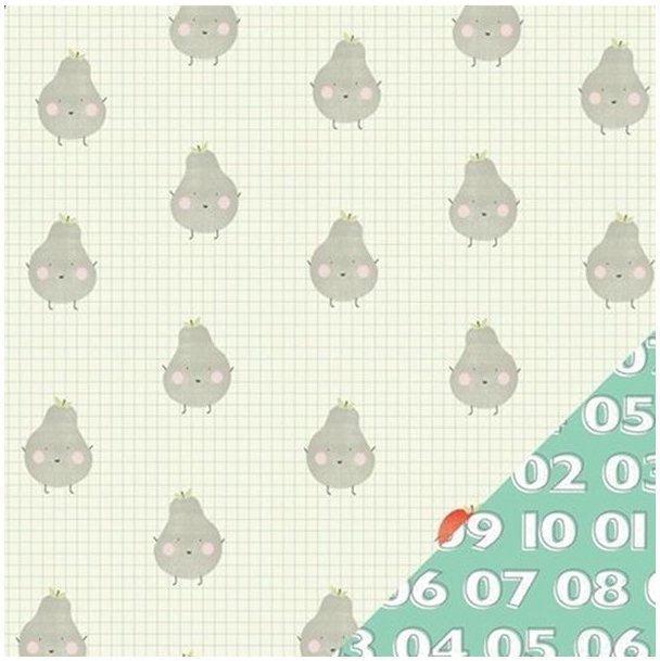 Papel Scrap Importado Pear-I-Scope - 332242