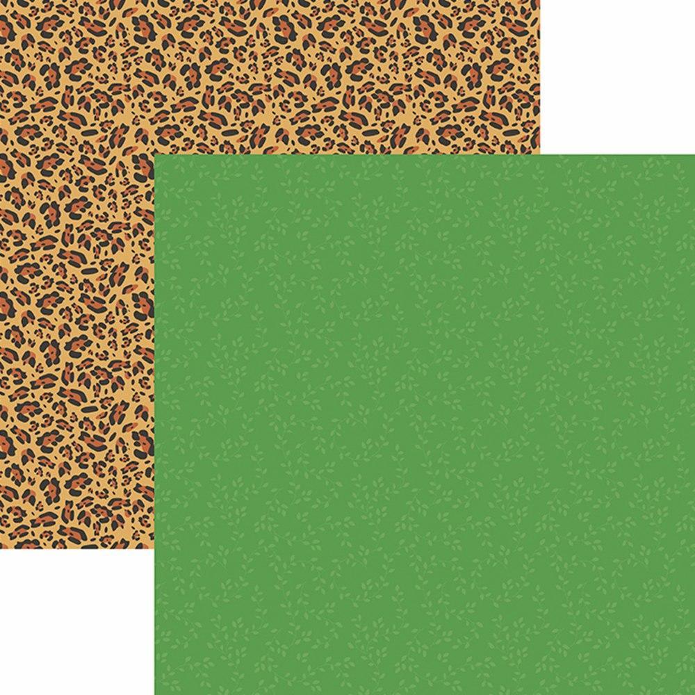 Papel Scrap Meu Safari Estampas by Mariceli Toke e Crie - 20239 - SDF758