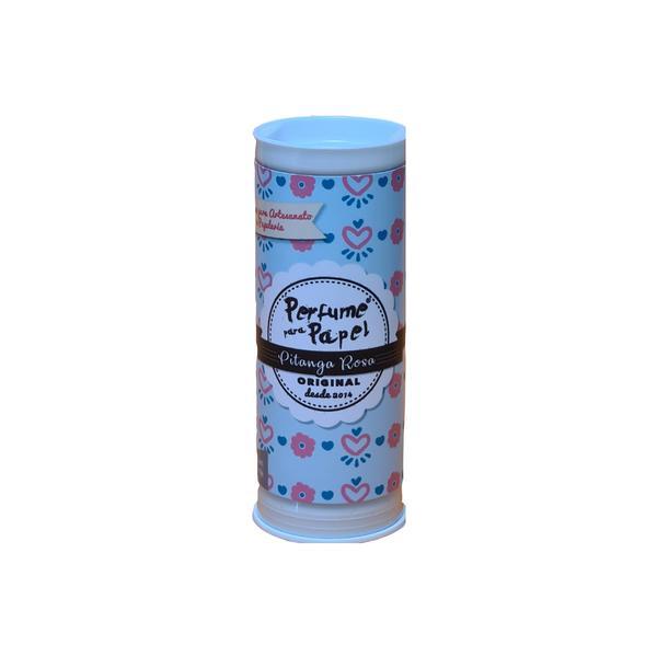 Perfume para Papel Aroma Pitanga Rosa 30ml com Latinha Colecionável