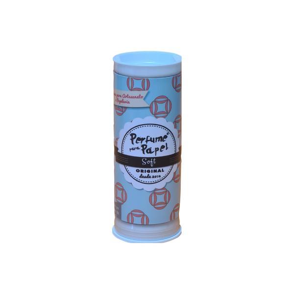 Perfume para Papel Aroma Soft 30ml com Latinha Colecionável