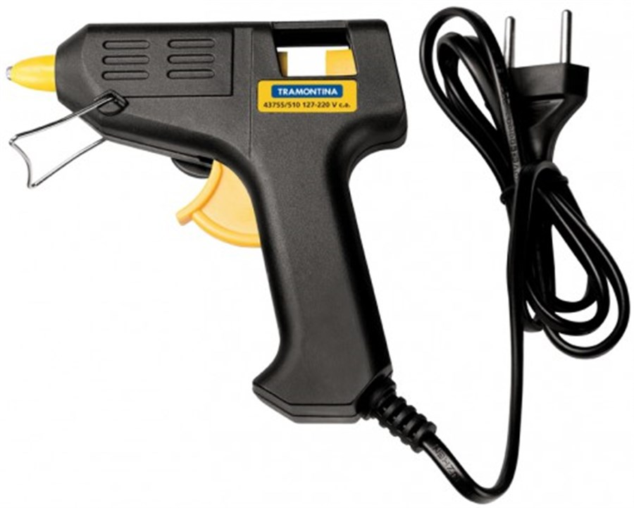 Pistola Cola Quente Peq 12W Tramontina - 43755/510