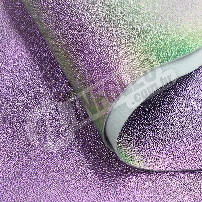 PVC Acqua Arraia Laminado Metalizado 42x50cm