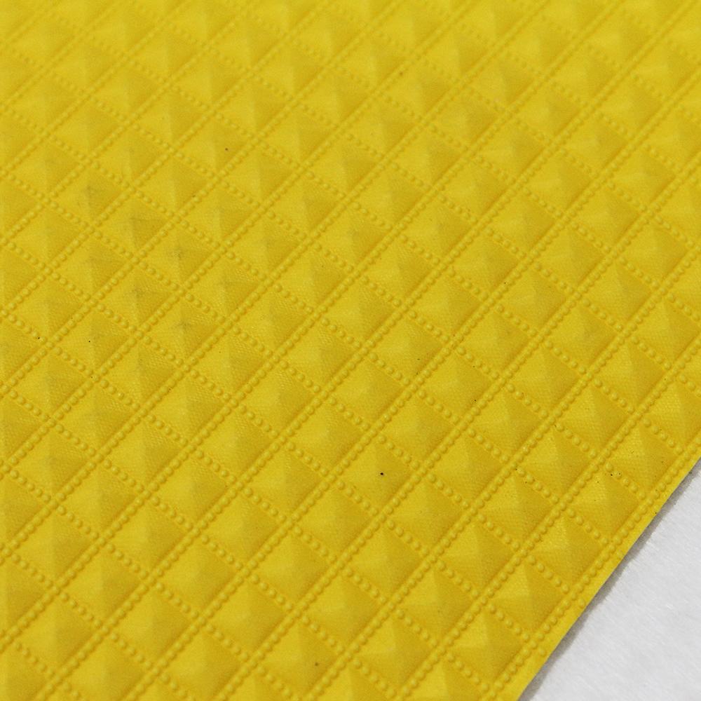 PVC Keóps Amarelo Ouro Bag Free Ftalato 42x50cm