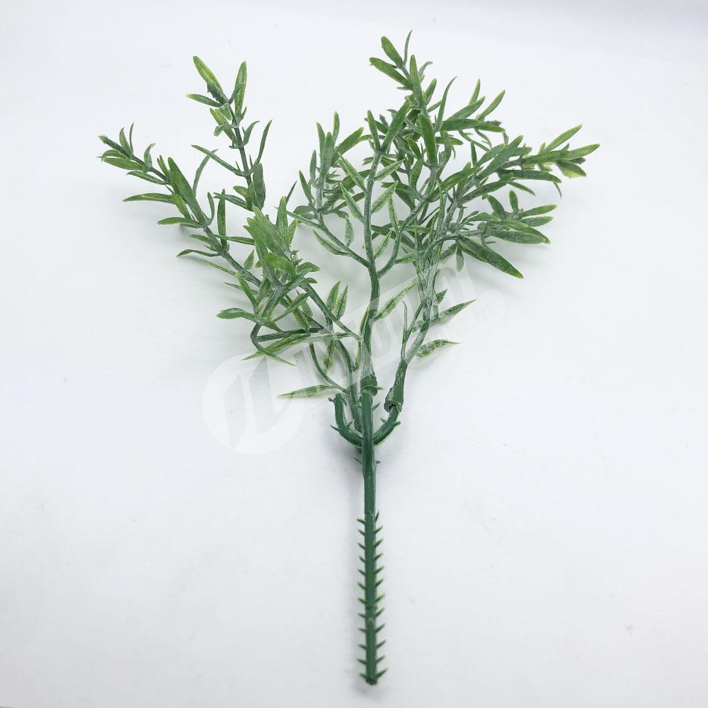 Ramo Pick de Folhagem Planta Artificial 0005 - Unidade