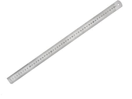 Régua de Alumínio 50cm