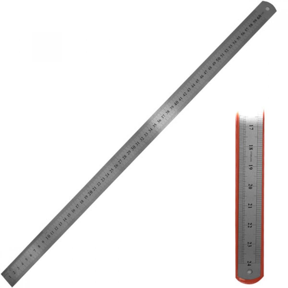 Régua de Metal 60cm - 0960
