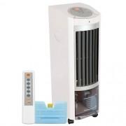 Climatizador e Umidificador de Ar Portátil Frio Mg Eletro 4 em 1 com Timer e 3 Velocidades