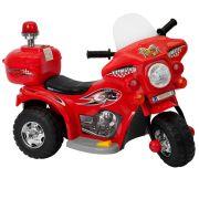 Mini Moto Elétrica Infantil 6V Importway BW002-V Vermelho