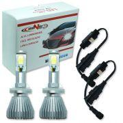 Par Lâmpada Super Led 6400 Lumens 12V 24V 32W Seven Parts H27 6000K