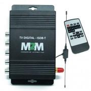 Receptor Tv Digital Automotivo