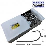 Anzol 4330 Super Strong Nº12 50 Unidades - Marine Sports
