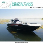 Barco 5 Metros Big Fish 5014 Sport Metal Glass