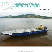 Barco 6 Metros Big Fish 6016 Metal Glass