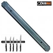 Barra Magnética 50cm para Facas e Ferramentas - Alfamac