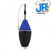 Boia Cevadeira Kuro 52g 153 Azul - JR Pesca