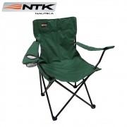 Cadeira Alvorada Retrátil Verde - Nautika