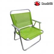 Cadeira de Praia Conforto Sannet 140 Kg Verde - Ronchetti