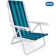 Cadeira Reclinável 8 Posições 2229 - Mor