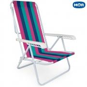 Cadeira Reclinável 8 Posições 2232 - Mor