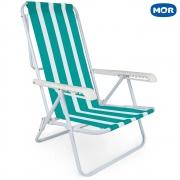 Cadeira Reclinável 8 Posições 2233 - Mor
