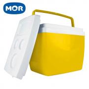 Caixa Térmica 34 Litros Amarela - Mor