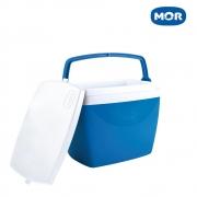 Caixa Térmica Mor 6 Litros Azul