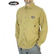 Camisa Sky MTK Proteção Solar Tam. G Caqui