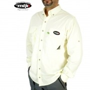 Camisa Sky MTK Proteção Solar Tam. M Gelo
