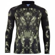 Camiseta de Pesca Camuflada GO 15 M - Go Fisher