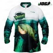 Camiseta de Pesca Esportiva UV Tamba Feminina G - Jogá