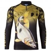 Camiseta de Pesca Piapara GO 22 G - Go Fisher