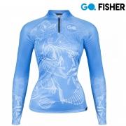 Camiseta Proteção Solar Feminina Tribe GOG 07 G - Go Fisher