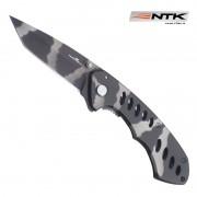 Canivete Camuflado Aura - Nautika