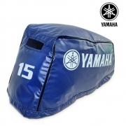 Capa para Capô Motor de Popa Yamaha 15HP DM YH2772 - Clipper